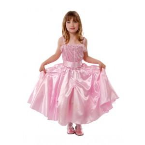 Disfraz Emperatriz o Princesa Rosa