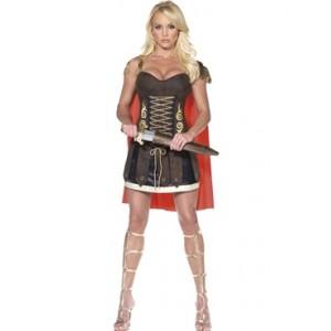 Disfraz Gladiadora Romana
